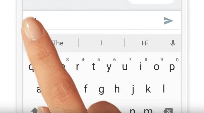 Klawiatura Google Gboard