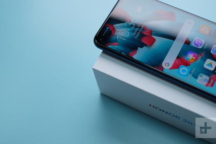 Honor 20 Pro rendery kolory kiedy premiera plotki przecieki specyfikacja techniczna cena Galaxy S10 Fortnite