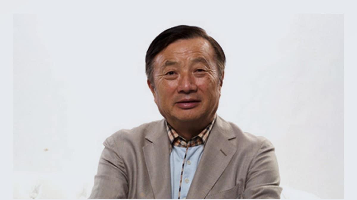 Ren Zhengfei CEO Huawei ban Apple ekosystem iPhone
