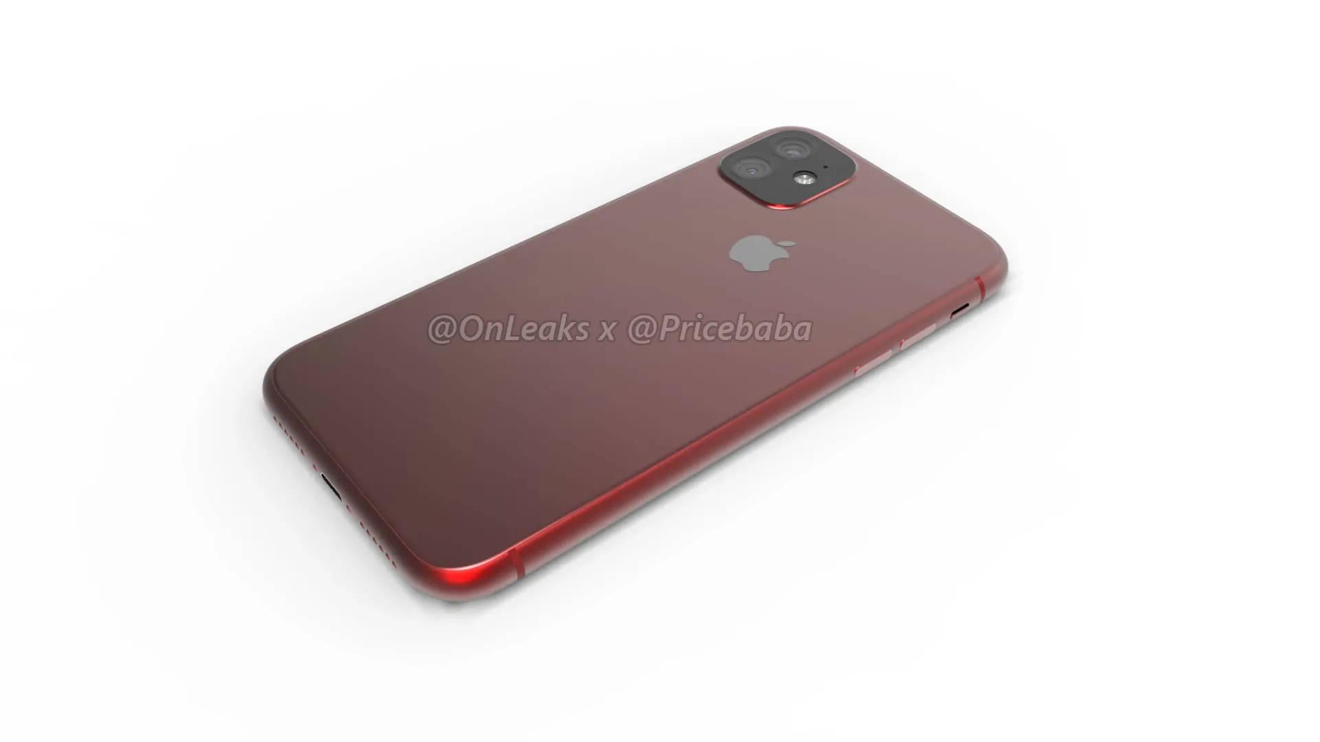 Apple iPhone 2019 XR 2 kiedy premiera rendery plotki przecieki specyfikacja techniczna