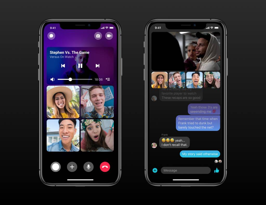 Nowy Facebook Messenger desktop dla WIndows 10 macOS F8