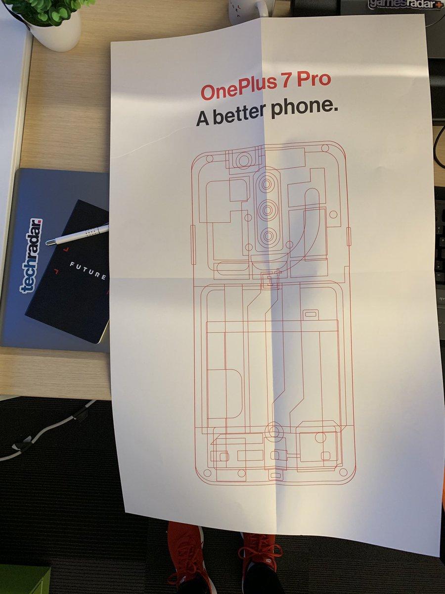 OnePlus 7 Pro jaki ekran kiedy premiera specyfikacja techniczna plotki przecieki cena gdzie kupić najtaniej w Polsce