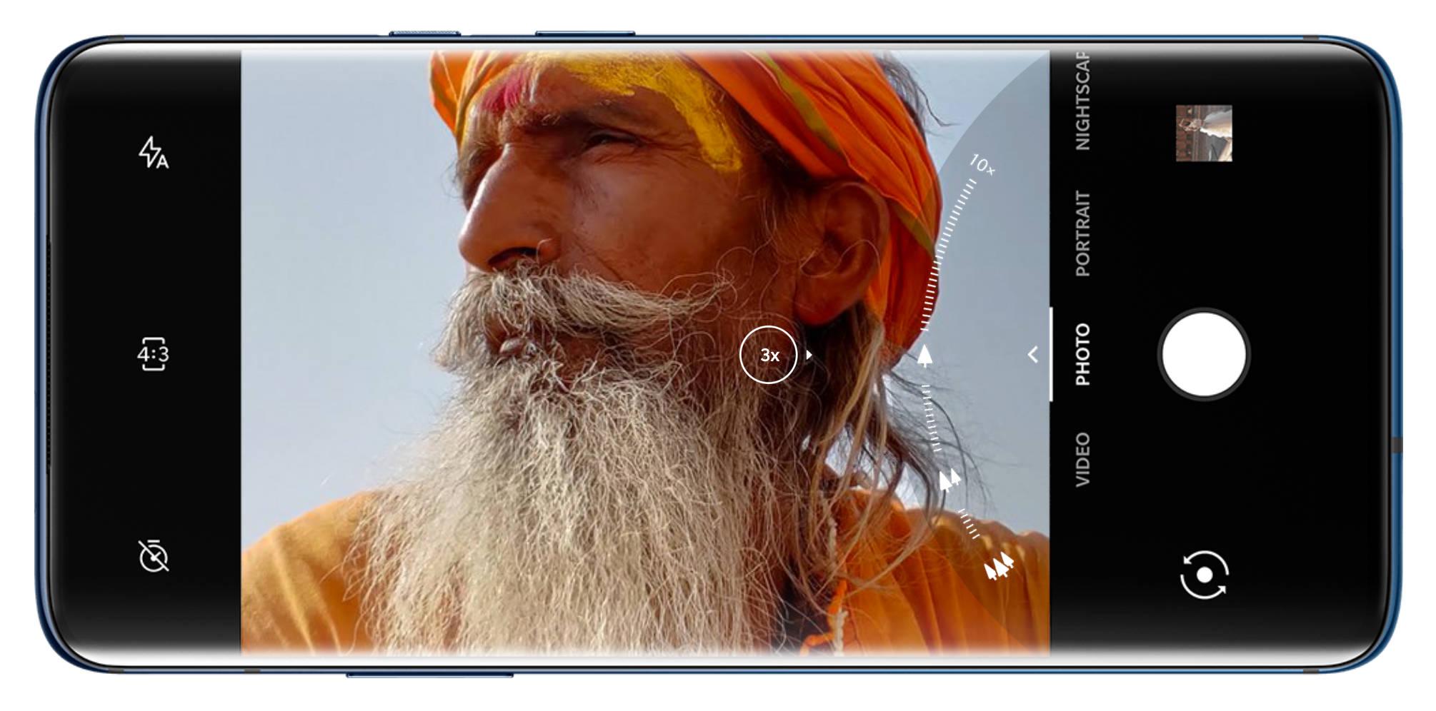 OnePlus 7 Pro aktualizacja OxygenOS 9 poprawki dla aparatu HDR Nightscape 2.0