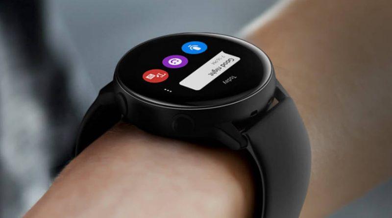 Samsung Galaxy Watch 2 kiedy premiera przecieki plotki wycieki specyfikacja techniczna