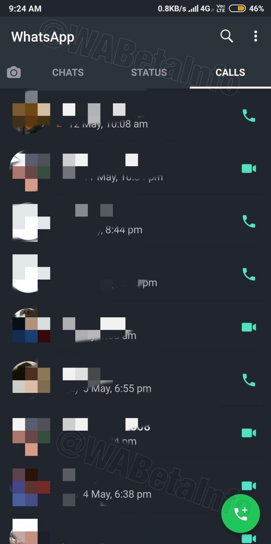 WhatsApp komunikator darko mode tryb ciemny motyw tryb nocny Android Facebook