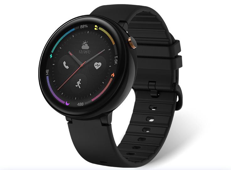 Amazfit Verge 2 cena specyfikacja funkcje opinie gdzie kupić najtaniej w Polsce EKG jak w Apple Watch 4