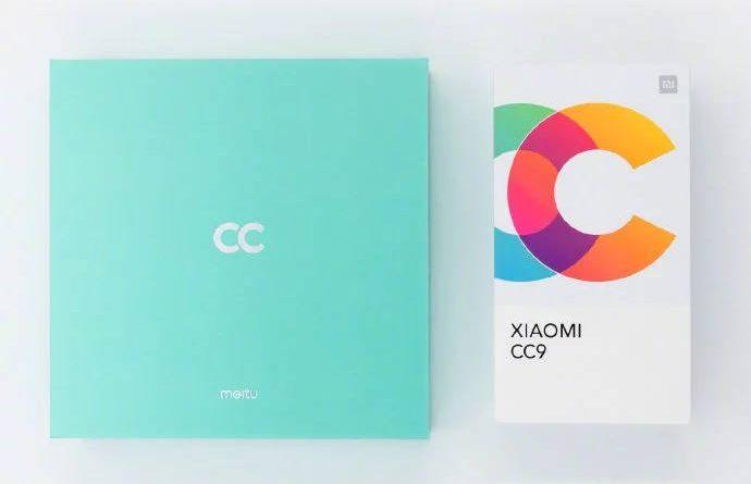 Xiaomi Mi CC9 Meitu Custom Edition plotki przecieki wycieki kiedy premiera specyfikacja techniczna