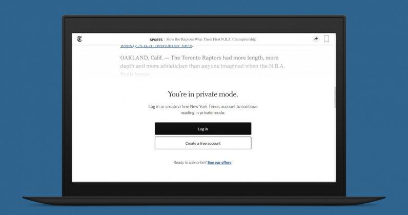 Google chrome 76 paywalle dark mode ciemny motyw dla stron przeglądarki internetowe