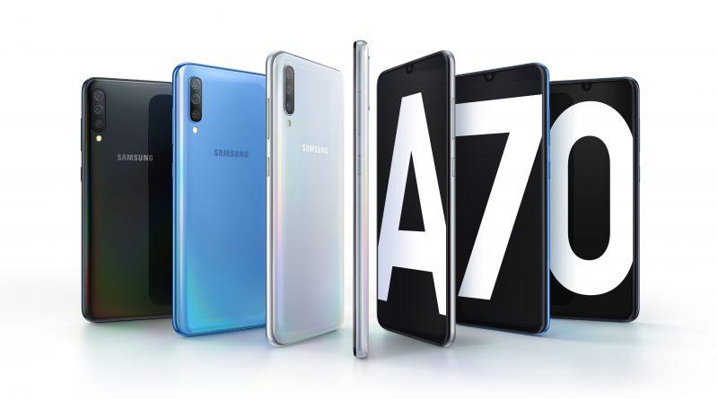 Samsung Galaxy A70s Galaxy A30s Galaxy A20s kiedy premiera plotki przecieki wycieki specyfikacja techniczna kiedy premiera