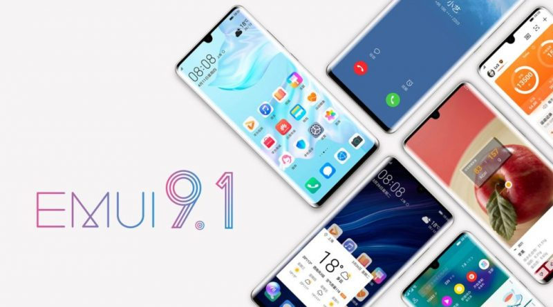 Huawei Mate 20 Pro tryb księżyca aktualizacja EMUI 9.1 kiedy P30 Pro