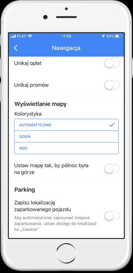 Mapy Google Maps najlepsze triki ukryte funkcje opcje sztuczki