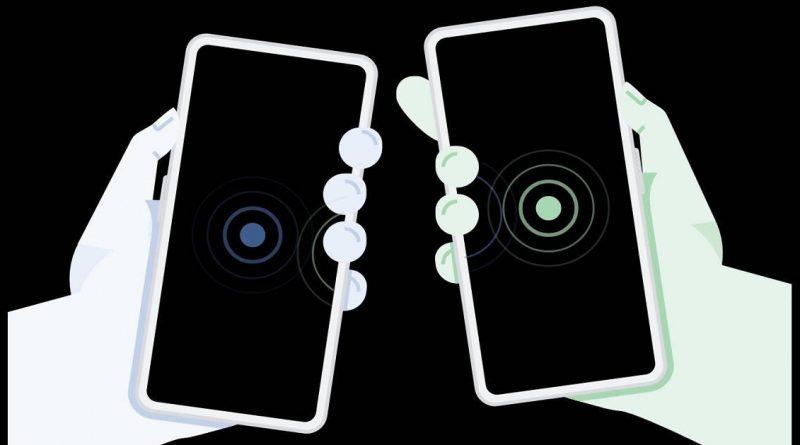 Google Android Beam Fast Share szybkie udostępniane plików jak Apple AirDrop