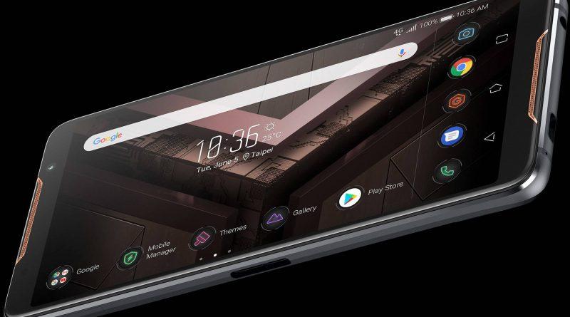 ASUS Rog Phone 2 kiedy premiera specyfikacja techniczna plotki przecieki wycieki