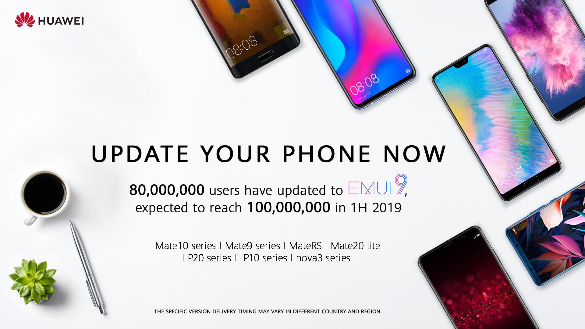 Aktualizacja Huawei P20 Lite EMUI 9.0 Mate 10 Lite mate 20 Lite