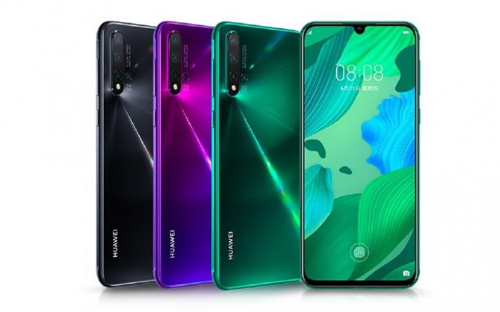Huawei Nova 5 cena premiera specyfikacja techniczna opinie gdzie kupić najtaniej w Polsce