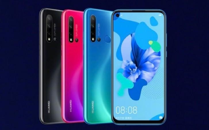 Huawei Nova 5i cena premiera specyfikacja techniczna opinie gdzie kupić najtaniej w Polsce
