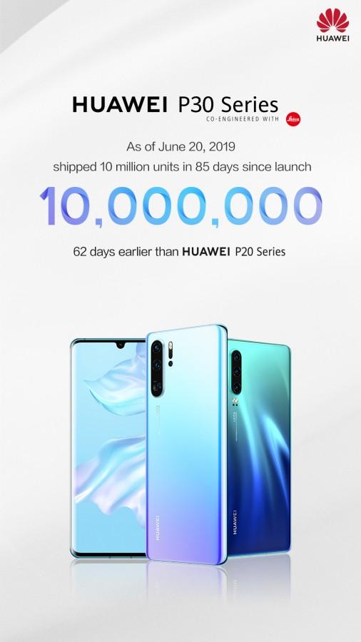 Huawei p30 Pro Lite sprzedaż lepsza niż Huawei P20