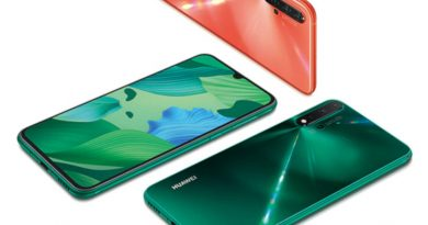Huawei Nova 5 Pro w AnTuTu. Jest częściowa specyfikacja