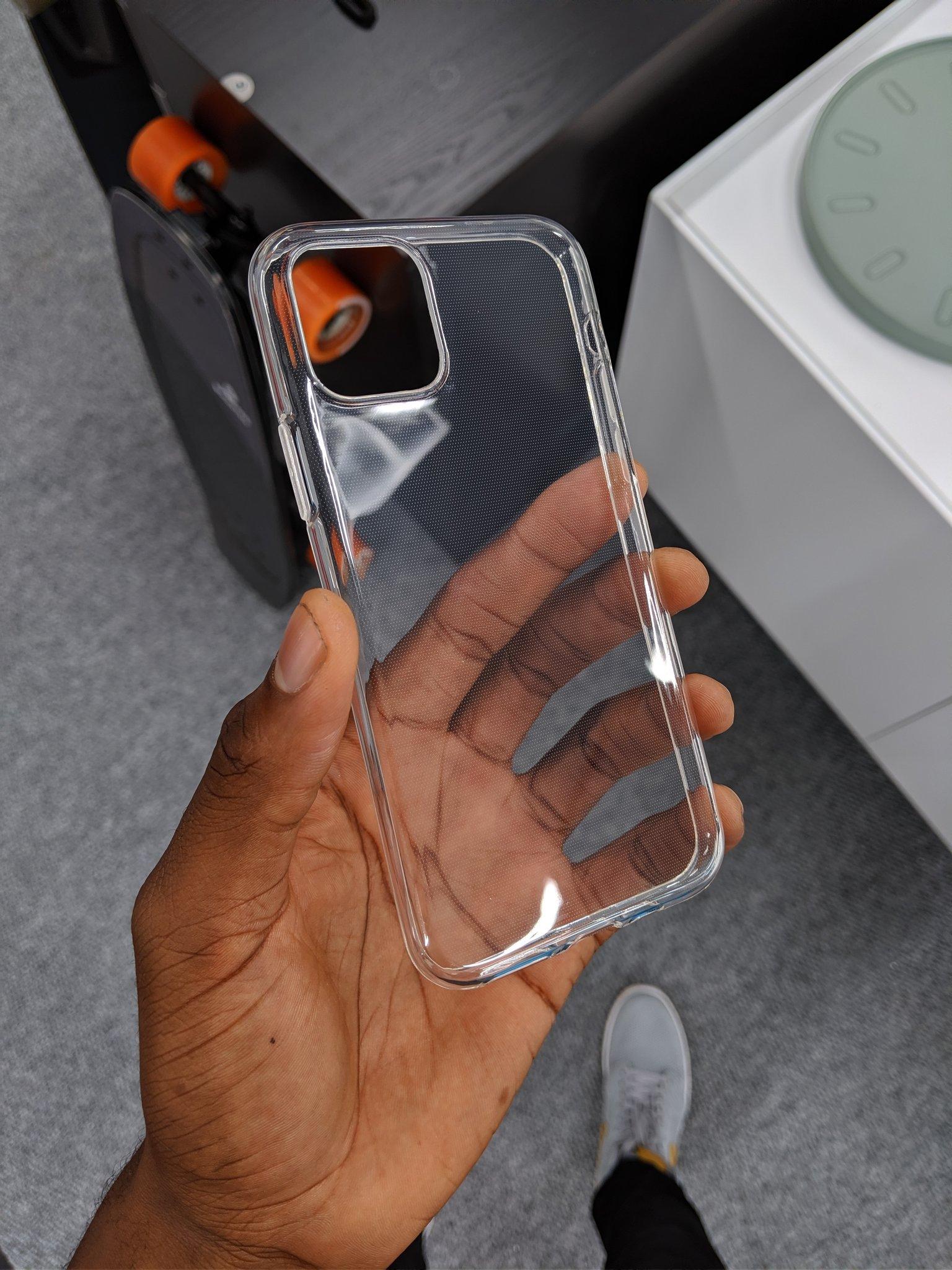 Apple iPhone 2019 11 etui plotki przecieki wycieki smartfony iOS 13 kiedy premiera