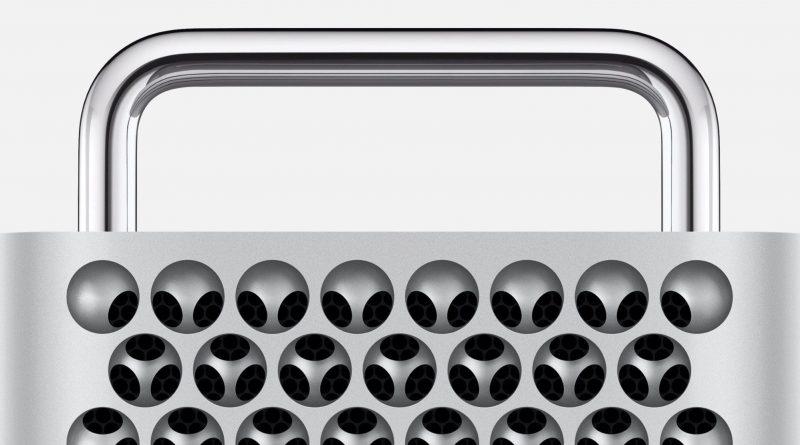 mac pro 2019 Apple produkcja Chiny