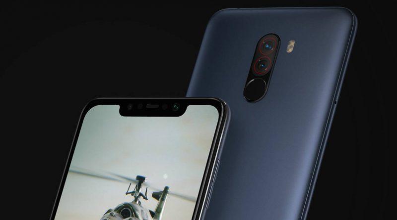 Xiaomi Pocophone F1 aktualizacja Android Q beta MIUI