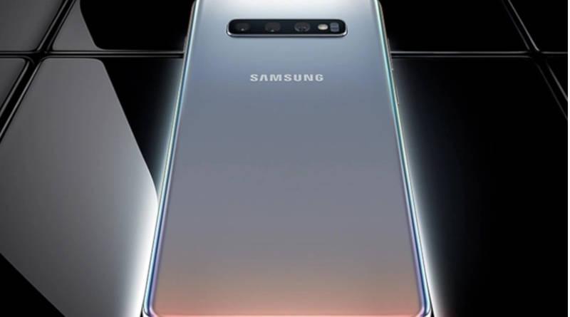 Samsung Galaxy S10 Prism Silver