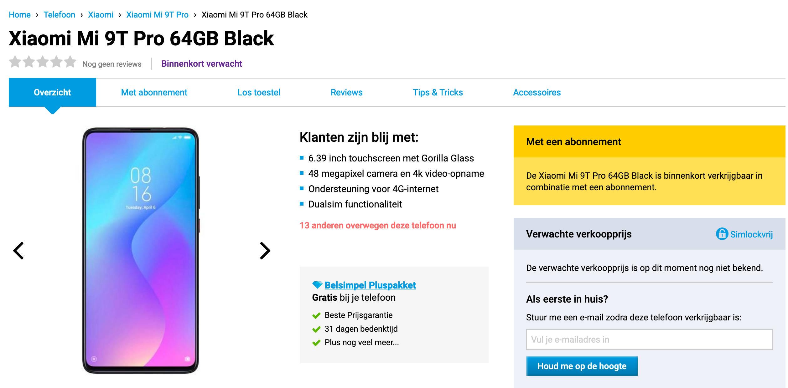 Xiaomi mi 9T Pro cena kiedy premiera specyfikacja techniczna plotki wycieki przecieki opinie gdzie kupić najtaniej w Polsce