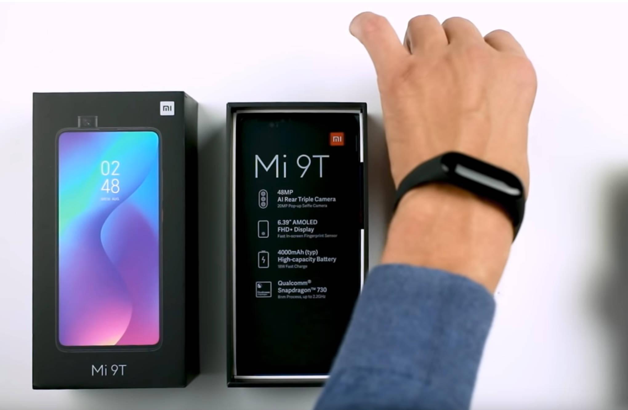 Xiaomi Mi 9T unboxing wideo cena kiedy premiera gdzie kupić najtaniej w Polsce opinie