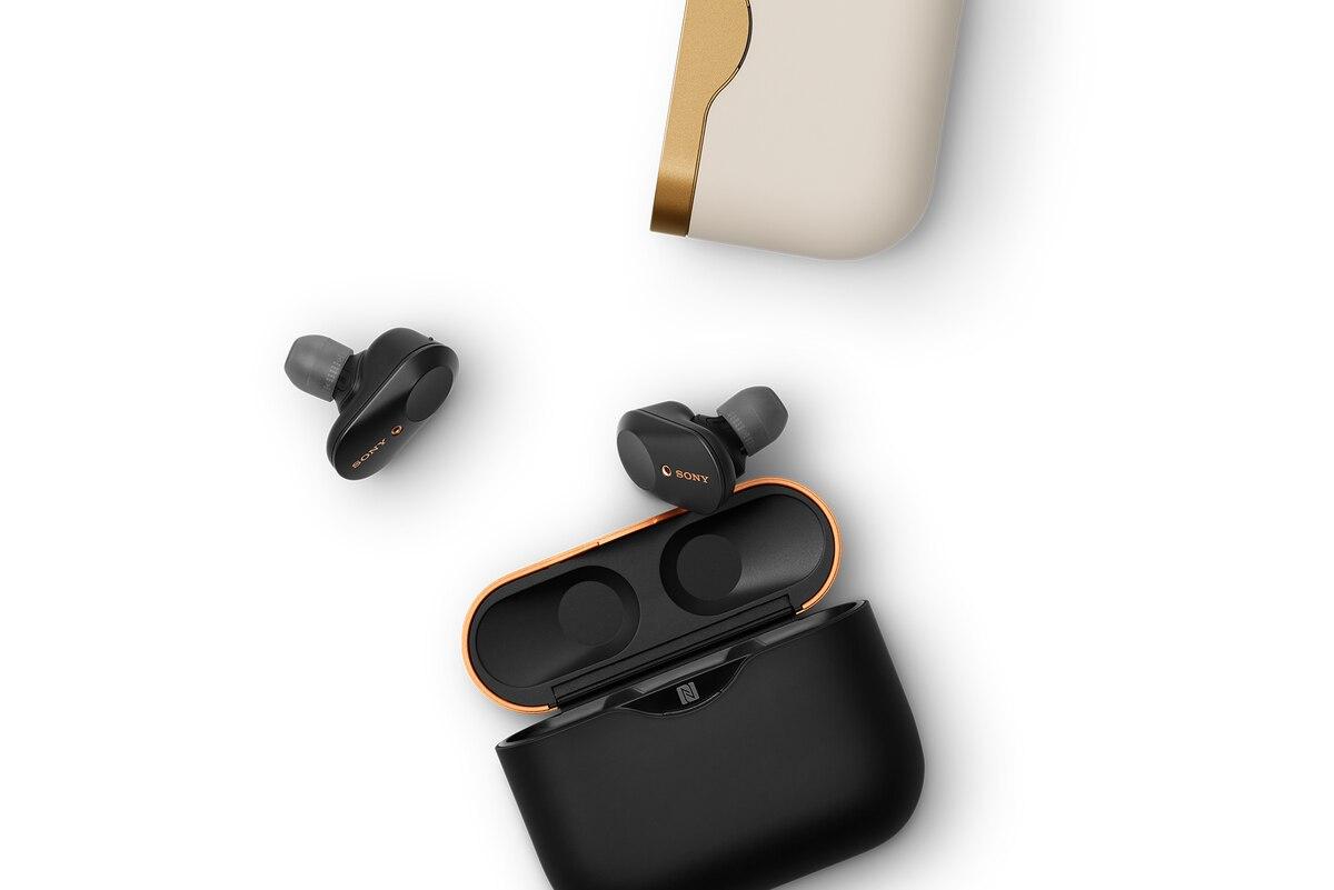 Sony WF-1000XM3 cena słuchawki bezprzewodowe z Asystent Google opinie gdzie kupić najtaniej w Polsce