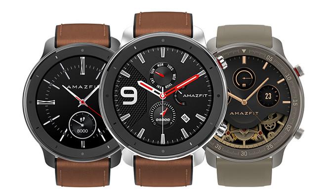 Amazfit GTR cena opinie gdzie kupić najtaniej w Polsce smartwatch