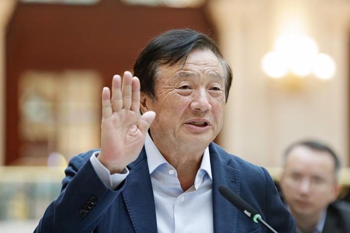 CEO Huawei Ren Zhengfei prywatność Apple iPhone dane użytkowników