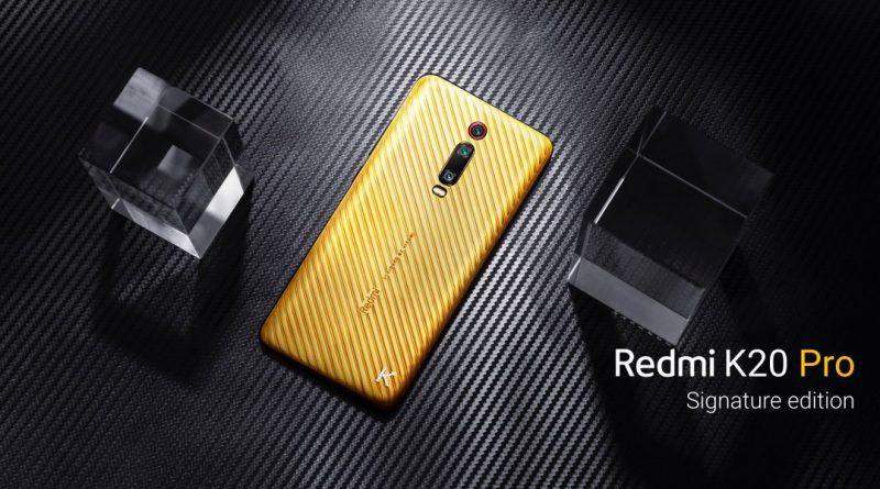 Redmi K20 Pro Signature Edition cena premiera Xiaomi Mi 9T Pro kiedy premiera specyfikacja techniczna gdzie kupić najtaniej w Polsce