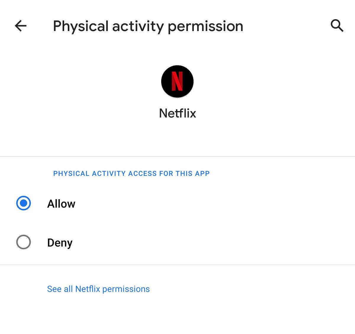Netflix na Androida aplikacje jakość wideo aktywność