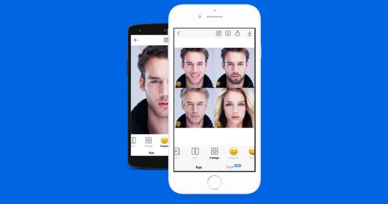 FaceApp prywatność co dzieje się ze zdjęciami aplikacje opinie