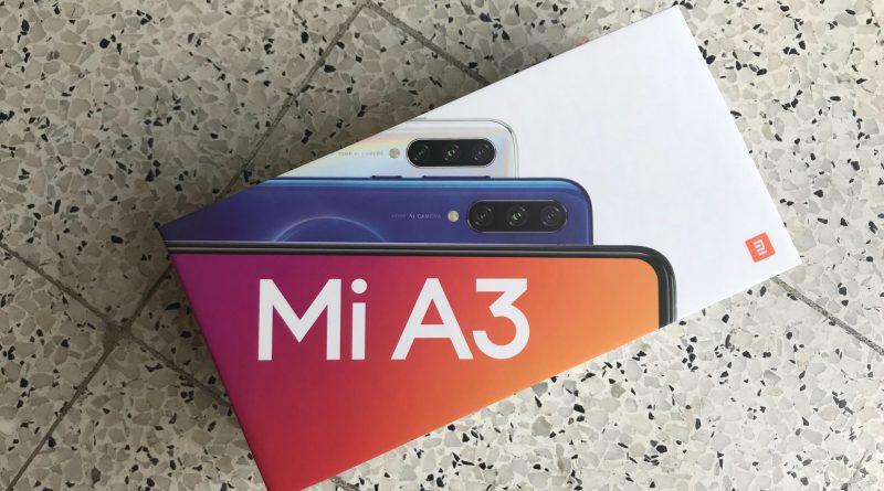 Premiera Xiaomi Mi A3 cena opinie specyfikacja techniczna gdzie kupić najtaniej w Polsce plotki przecieki Android One