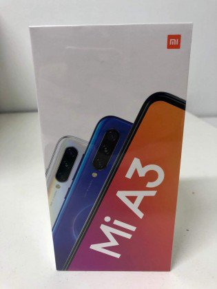 Xiaomi Mi A3 unboxing zdjęcia opakowania dual SIM Android One plotki przecieki wycieki specyfikacja techniczna kiedy premiera