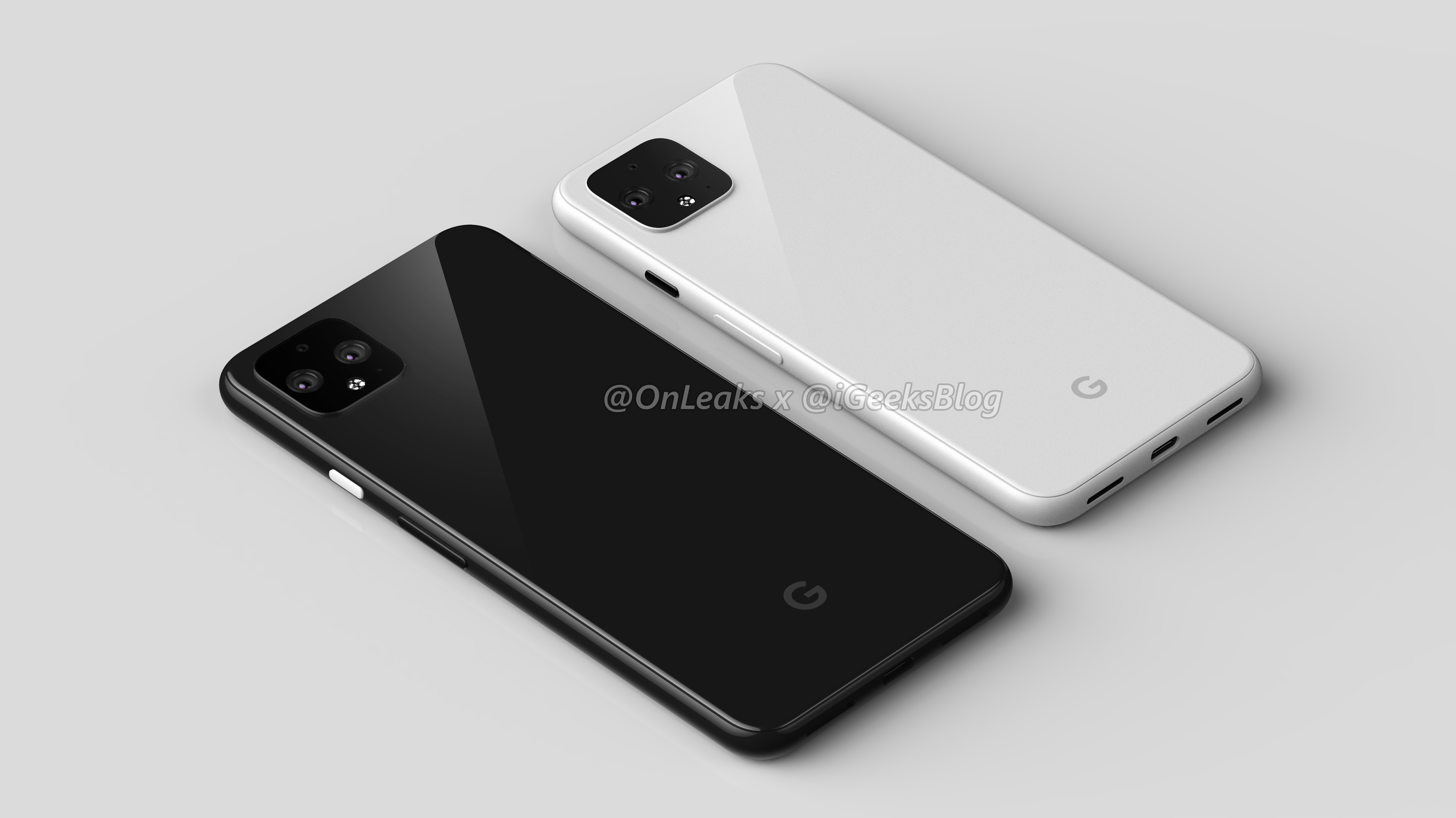 Google Pixel 4 rendery kiedy premiera specyfikacja techniczna wycieki plotki przecieki opinie Onleaks