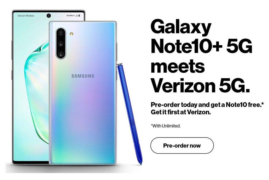 Samsung Galaxy Note 10 Plus 5G Verizon kiedy premiera plotki przecieki wycieki specyfikacja techniczna opinie gdzie kupić najtaniej w Polsce