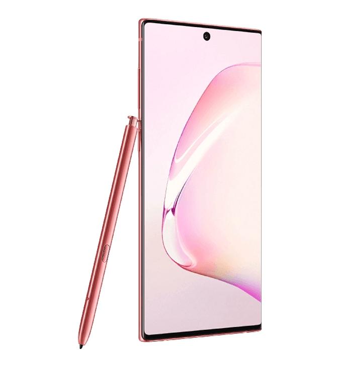 różowy Samsung Galaxy Note 10 kiedy premiera rendery plotki przecieki wycieki opinie specyfikacja techniczna przedsprzedaż