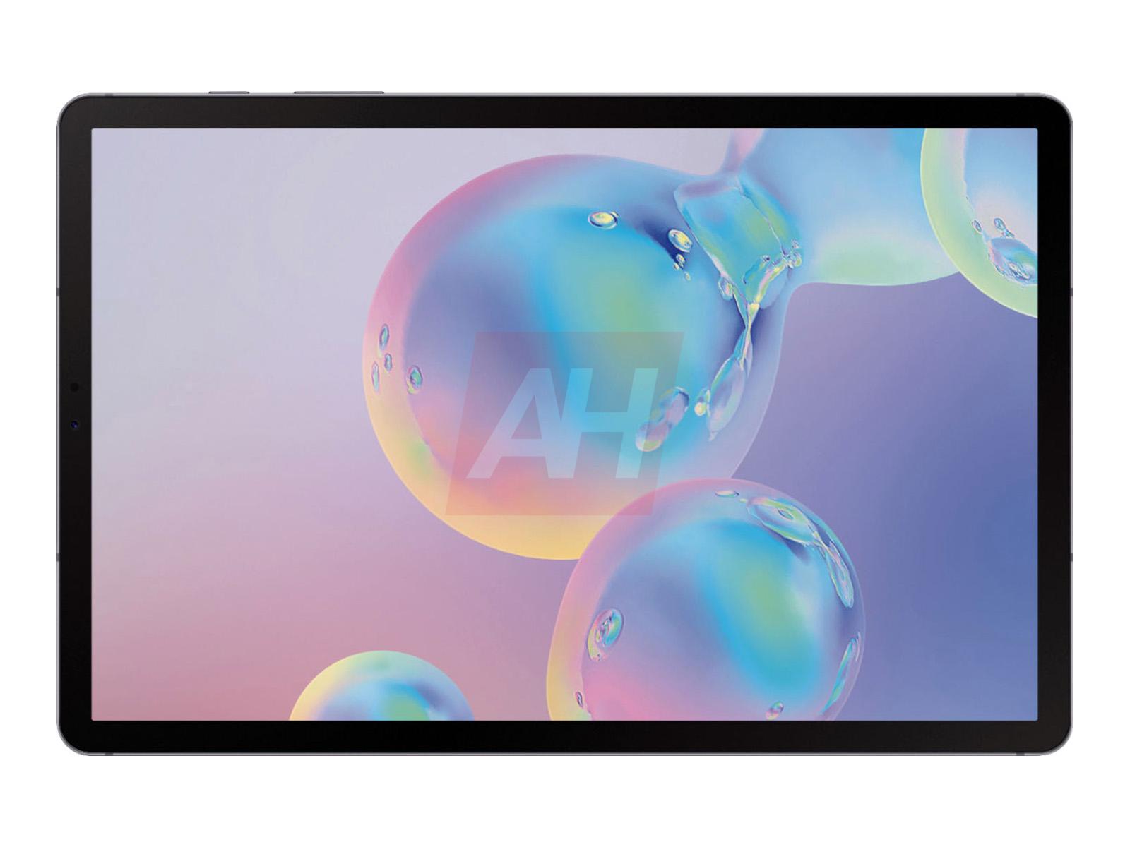 Samsung Galaxy tab S6 rendery kiedy premiera specyfikacja techniczna plotki przecieki wycieki