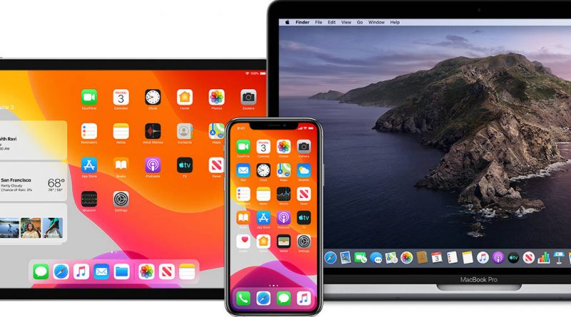 Apple iOS 13 beta macOS Catalina