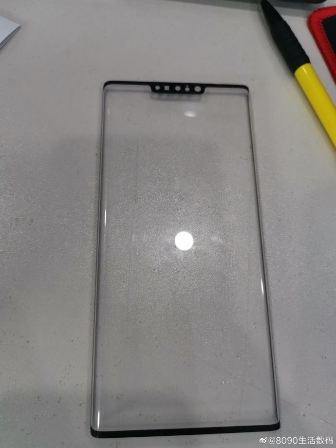 Huawei Mate 30 Pro notch kiedy premiera specyfikacja techniczna plotki przecieki wycieki