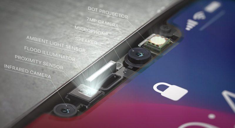 iPhone 2020 2019 Face ID notch Apple plotki przecieki wycieki