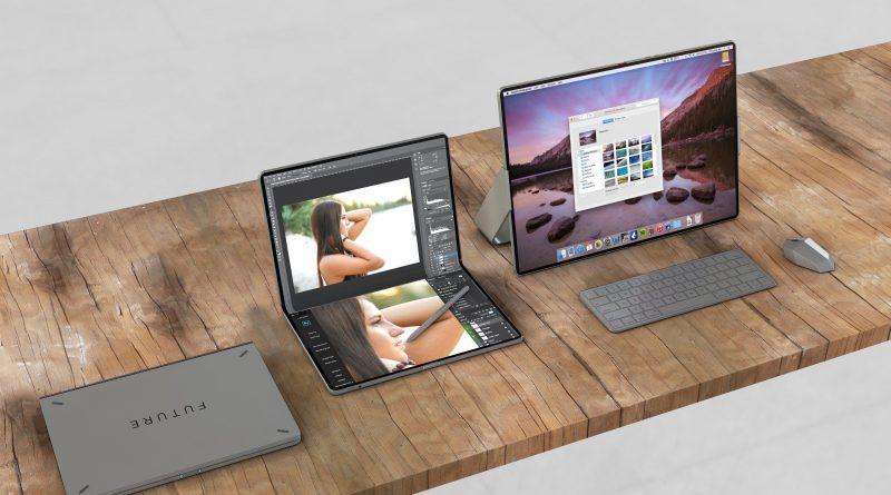 Apple iPad Pro 5G składany tablet kiedy plotki przecieki wycieki
