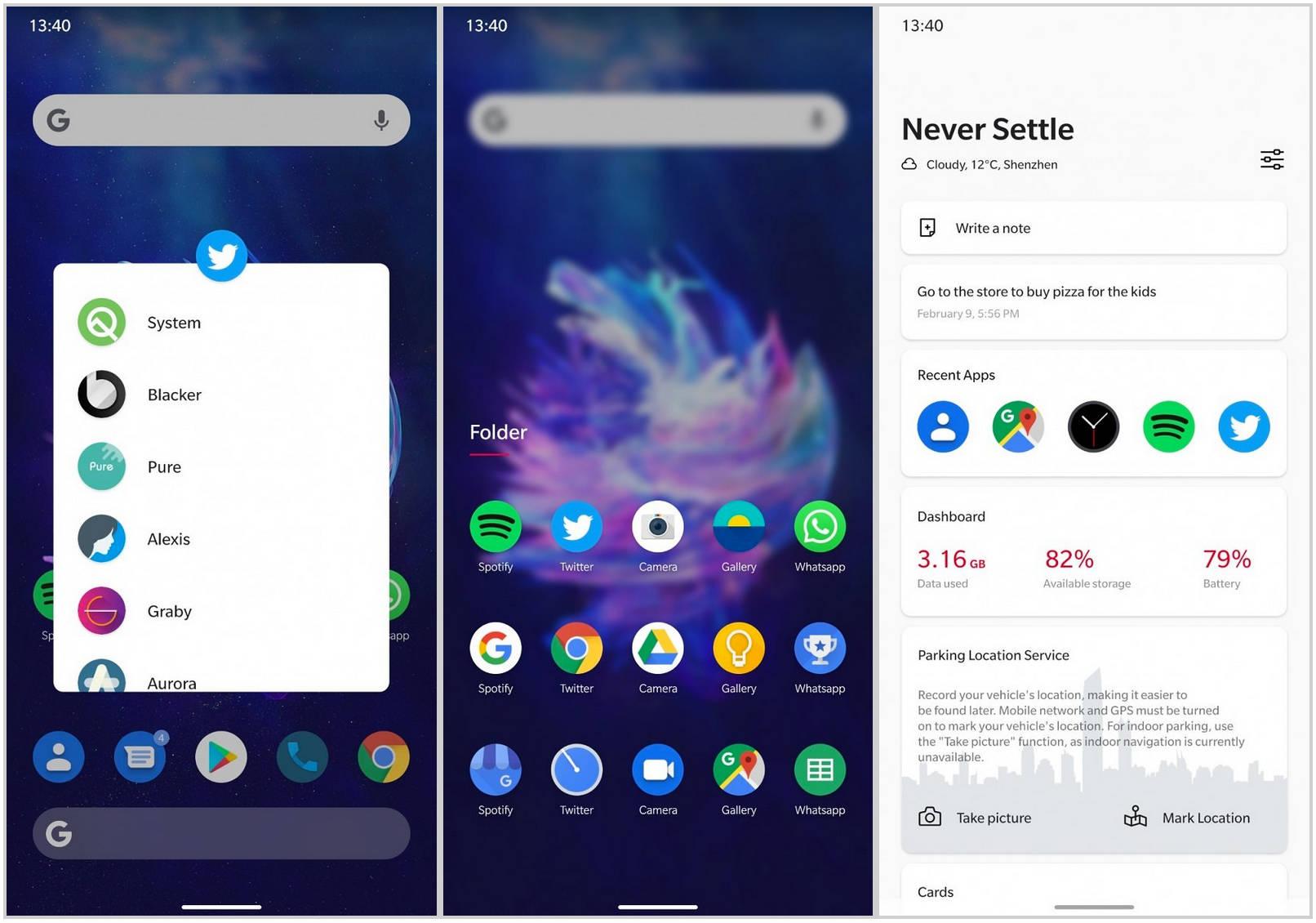 OxygenOS 10 Android Q OnePlus 7T kiedy premiera