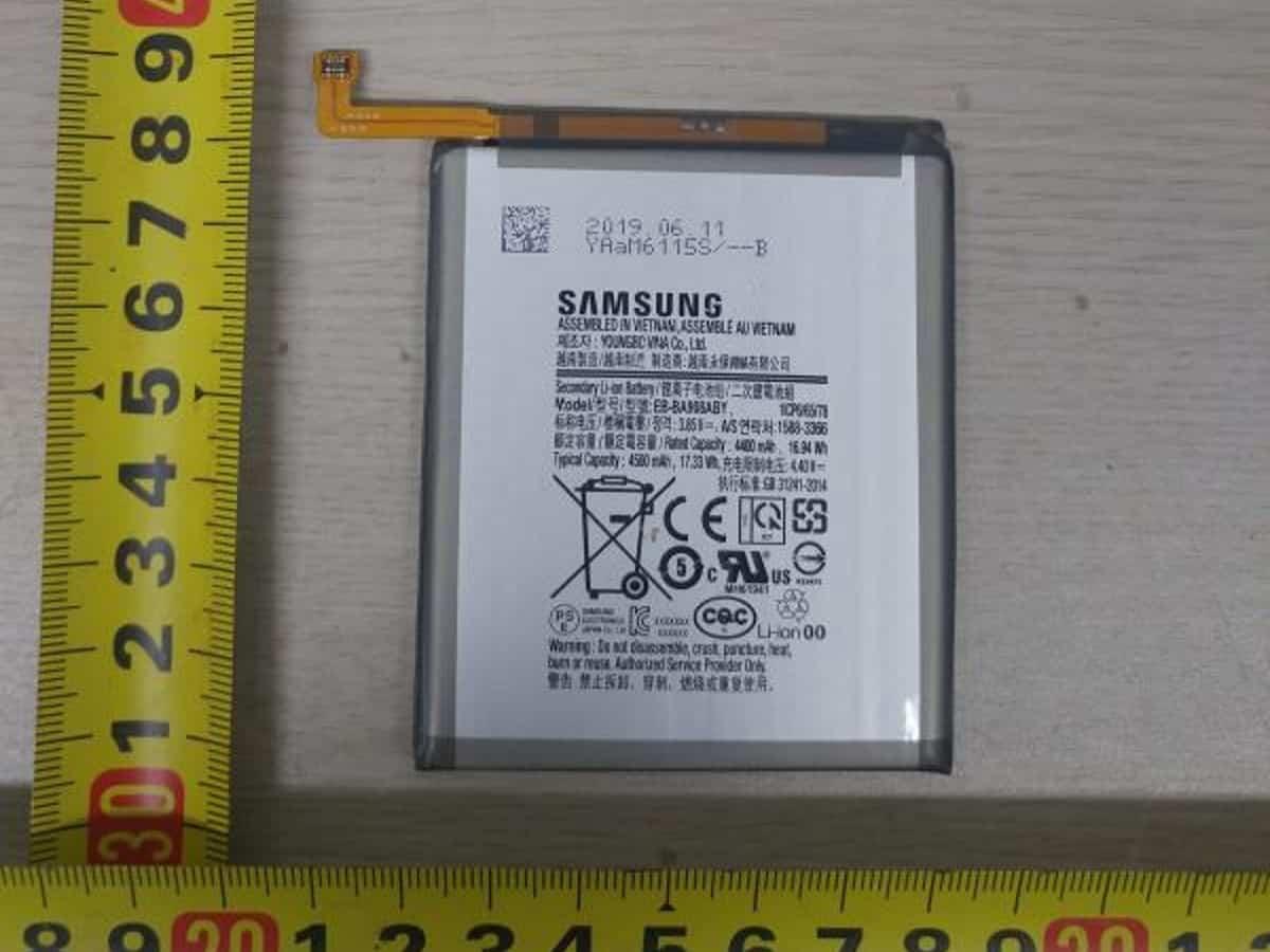 Samsung Galaxy A90 5G cena Galaxy S10 5G kiedy premiera plotki przecieki wycieki specyfikacja techniczna