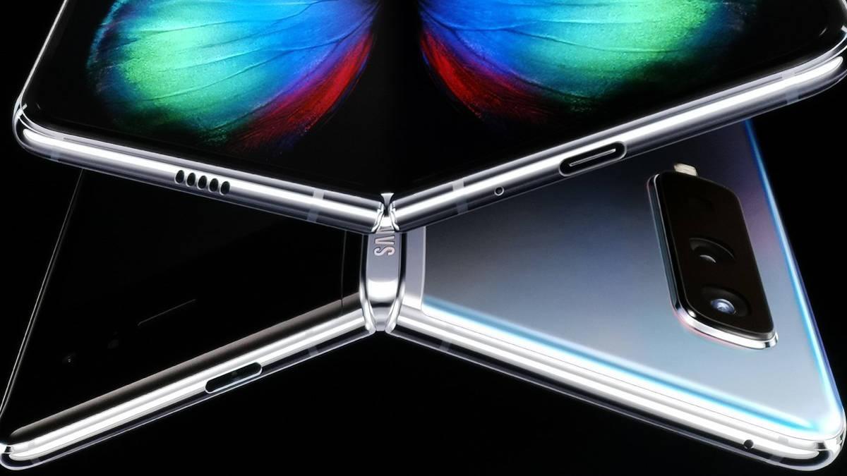 Samsung Galaxy Fold 2 składany smartfon plotki przecieki wycieki kiedy premiera