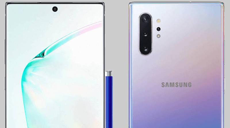 Samsung Galaxy Note 10 cena kiedy premiera plotki przecieki wersje specyfikacja techniczna