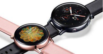 Galaxy Watch Active 2 z dużą aktualizacją oprogramowania
