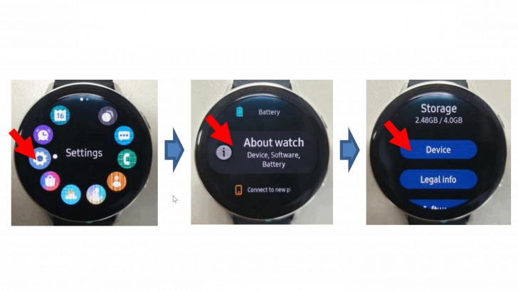 Samsung Galaxy Watch Active 2 kiedy premiera specyfikacja techniczna zdjęcia wycieki plotki przecieki smartwatche wearables